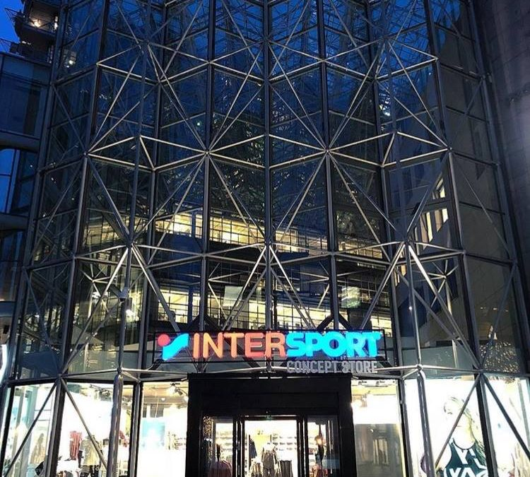 Intersport Consept Store – Aker Brygge -15%*